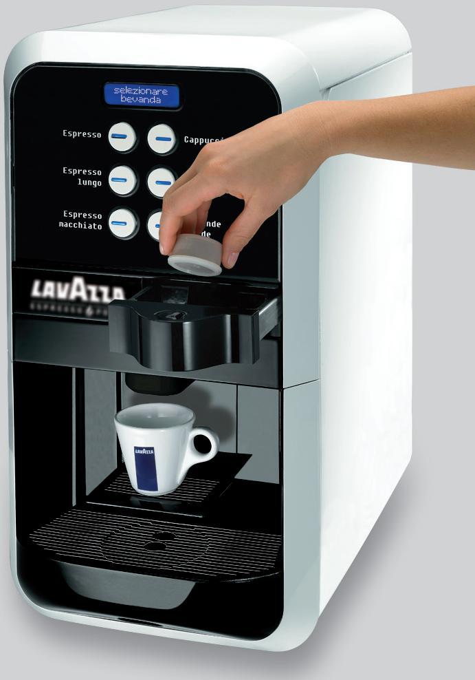 Lavazza ep 2500 plus sibar s r l - Macchina caffe lavazza in black ...